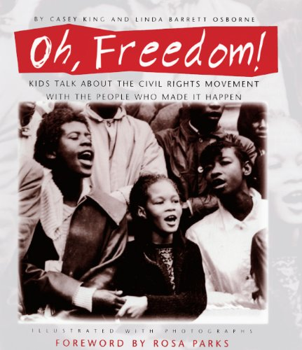 9780613056212: Oh, Freedom! (Turtleback School & Library Binding Edition)