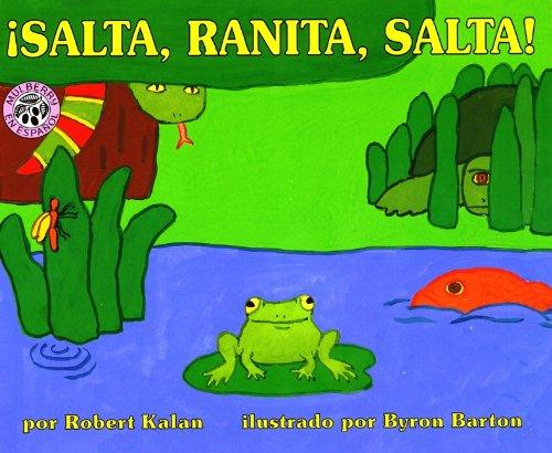 Salta, Ranita, Salta! (Jump, Frog, Jump!) (Spanish: Robert Kalan