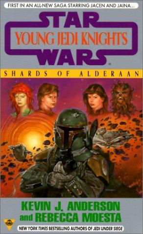 9780613058599: Shards of Alderaan (Star Wars: Young Jedi Knights, Book 7)
