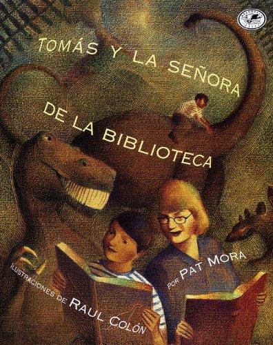 9780613060585: Tomas y la senora de la biblioteca/ Thomas and the Library Lady