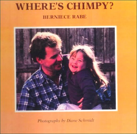 Where's Chimpy?: Rabe, Berniece
