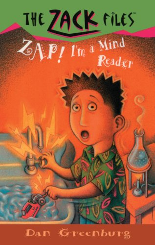 Zap! I'm A Mind Reader (Turtleback School & Library Binding Edition) (Zack Files (Prebound...