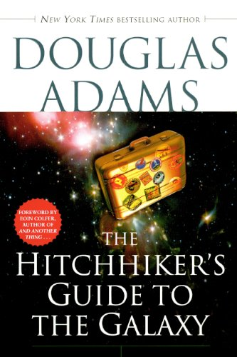 9780613064057: The Hitchhiker's Guide to the Galaxy (Turtleback School & Library Binding Edition)