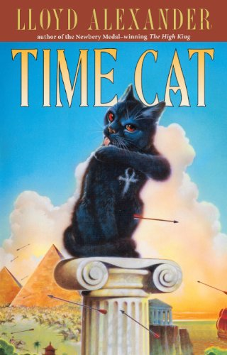 Time Cat: The Remarkable Journeys of Jason and Gareth (0613067622) by Albert Payson Terhune