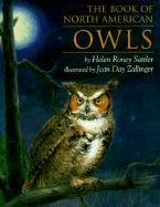 The Book of North American Owls: Sattler, Helen Roney