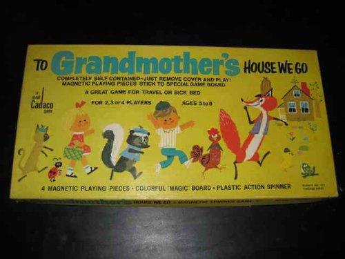 9780613070485: To Grandmother's House We Go