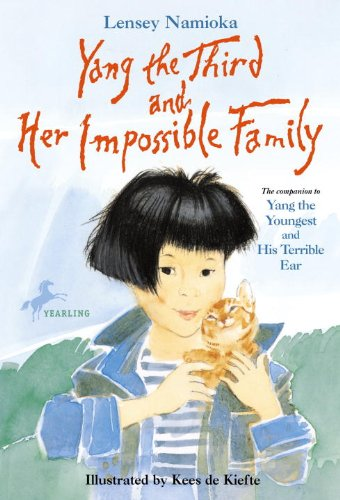 Yang the Third and Her Impossible Family: Namioka, Lensey