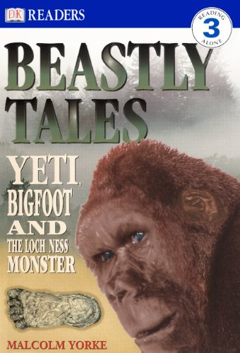 9780613073189: Beastly Tales: Yeti, Bigfoot, and the Loch Ness Monster