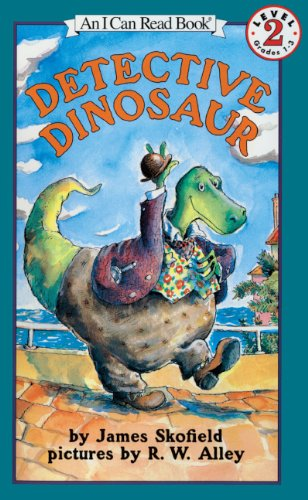 9780613076128: Detective Dinosaur (I Can Read Books: Level 2)