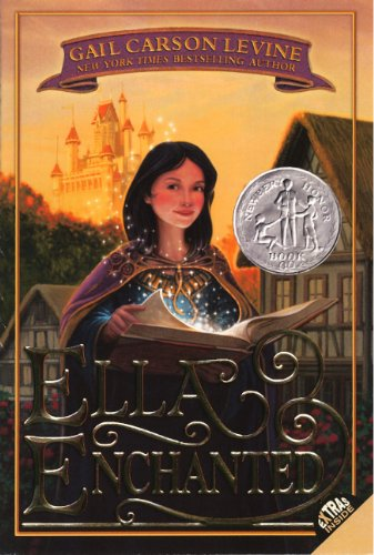 a reading report on ella enchanted by gail carson levine Ella enchanted by gail carson levine ella struggles against the childhood curse that forces her to obey any order given to her learn to read and marry.