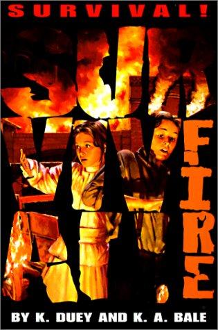 9780613077668: Fire: Chicago, 1871 (Survival (Aladdin))