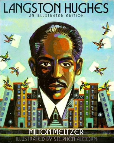 9780613082143: Langston Hughes: An Illustrated Edition