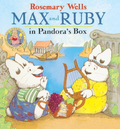 9780613083225: Max And Ruby In Pandora's Box (Turtleback School & Library Binding Edition) (Picture Puffin Books)