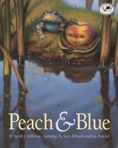 9780613085243: Peach And Blue (Turtleback School & Library Binding Edition)