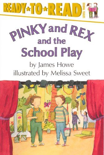 9780613085489: Pinky And Rex And The School Play (Turtleback School & Library Binding Edition) (Ready-To-Read:)