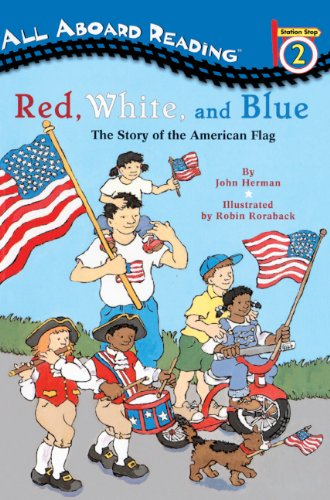 9780613086356: Red, White and Blue