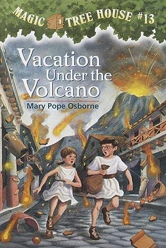 9780613089975: Vacation Under The Volcano (Turtleback School & Library Binding Edition) (Magic Tree House)