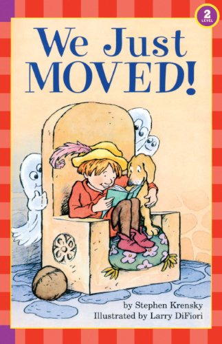 9780613090353: We Just Moved! (Turtleback School & Library Binding Edition) (Hello Reader! Level 2 (Prebound))