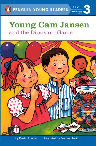9780613091381: Young Cam Jansen And The Dinosaur Game (Turtleback School & Library Binding Edition)
