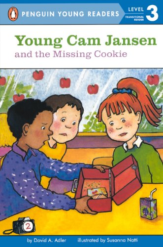 9780613091398: Young Cam Jansen and the Missing Cookie