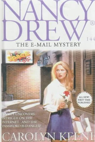 9780613092449: E-mail Mystery (Nancy Drew)