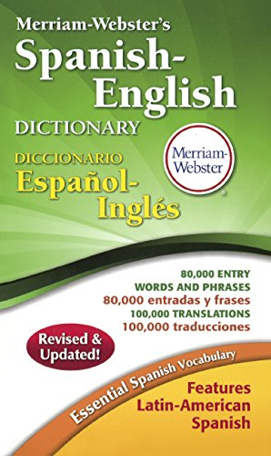 9780613094306: Merriam-Webster's Spanish-English Dictionary (Turtleback School & Library Binding Edition) (English and Spanish Edition)