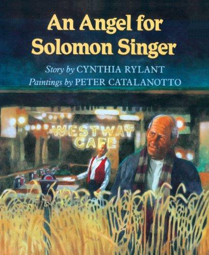 9780613094436: An Angel For Solomon Singer (Turtleback School & Library Binding Edition)