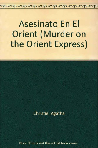 9780613096720: Asesinato En El Orient (Murder on the Orient Express) (Spanish Edition)