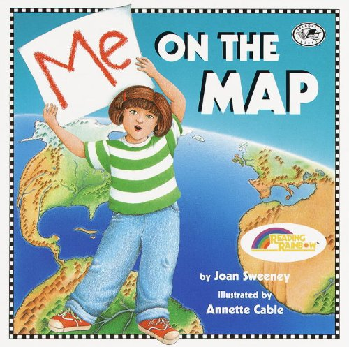 9780613099585: Me on the Map (Reading Rainbow Readers (Pb))