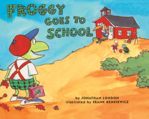 9780613104050: Froggy Goes To School (Turtleback School & Library Binding Edition)