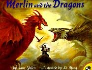 Merlin And The Dragons (Turtleback School & Library Binding Edition): Jane Yolen