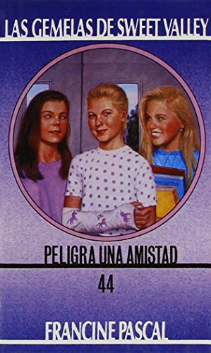 Peligra Una Amistad (Amy Moves In) (Las Gemelas De Sweet Valley / Sweet Valley Twins) (Spanish Edition) (0613104501) by Suzanne, Jamie; Pascal, Francine; Monte Moreno, J.