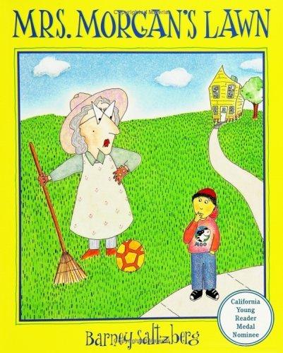 Mrs Morgan's Lawn (Turtleback School & Library Binding Edition): Saltzberg, Barney