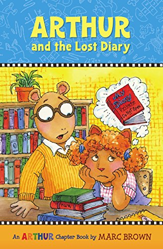 9780613112772: Arthur And The Lost Diary (Turtleback School & Library Binding Edition) (Marc Brown Arthur Chapter Books)