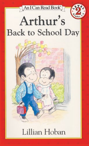 9780613112826: Arthur's Back To School Day (Turtleback School & Library Binding Edition) (I Can Read Books: Level 2)