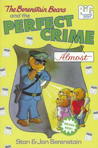 9780613113236: The Berenstain Bears and the Perfect Crime (Almost)