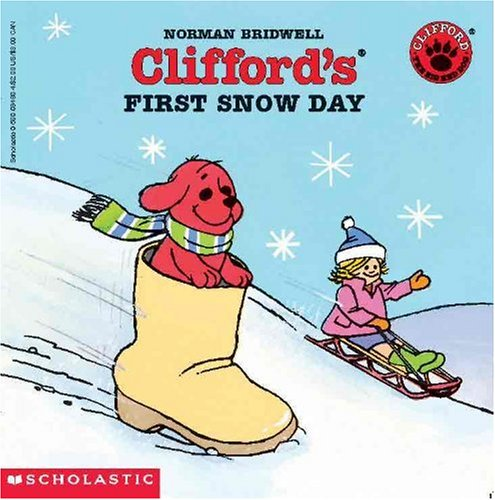 Clifford's First Snow Day (Turtleback School & Library Binding Edition) (Clifford the Big ...