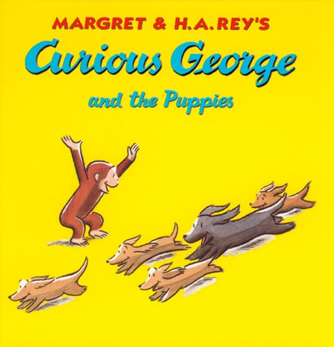 9780613114523: Curious George And The Puppies (Turtleback School & Library Binding Edition) (Curious George 8x8)