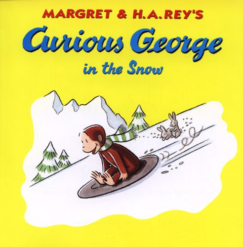 9780613114561: Curious George in the Snow