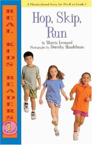 Hop, Skip, Run (Turtleback School & Library Binding Edition) (Real Kid Readers: Level 1): ...