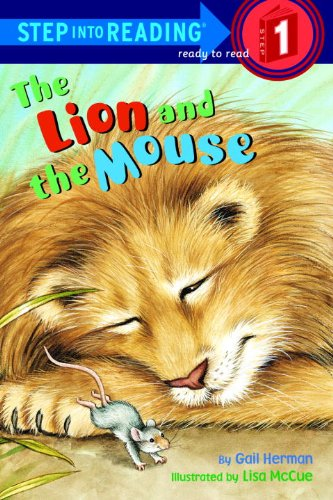 9780613117852: The Lion and the Mouse (Step Into Reading: (Early Pb))