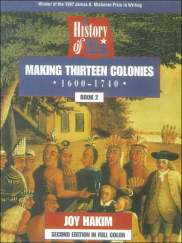 9780613118309: Making Thirteen Colonies