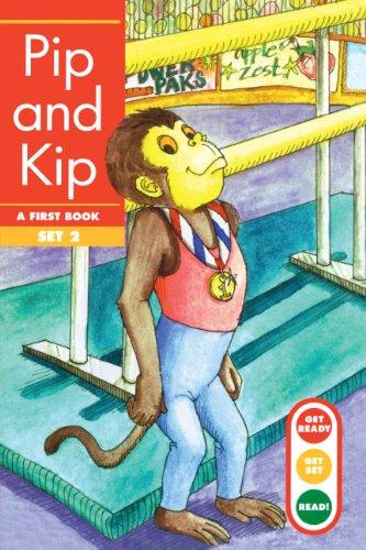 Pip and Kip (Turtleback School & Library Binding Edition): Erickson, Gina Clegg