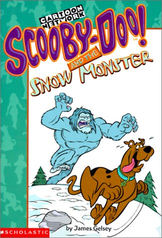 Scooby-Doo! and the Snow Monster (Turtleback School & Library Binding Edition) (Scooby-Doo! ...