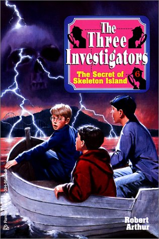 9780613120944: Secret of Skeleton Island (Three Investigators)