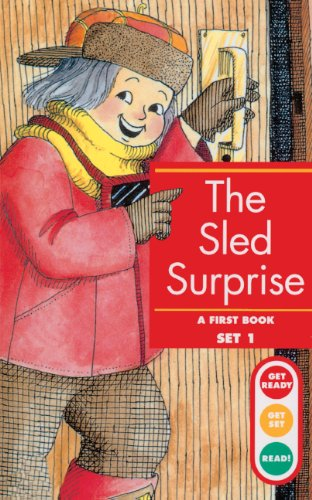 9780613121132: The Sled Surprise (Get Ready-Get Set-Read! (Sagebrush))