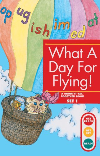 What a Day for Flying (Turtleback School & Library Binding Edition) (Get Ready-Get Set-Read! (...