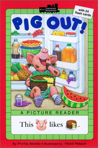 9780613140799: Pig Out (All Aboard Reading)
