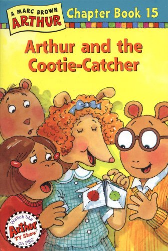 9780613145428: Arthur and the Cootie Catcher