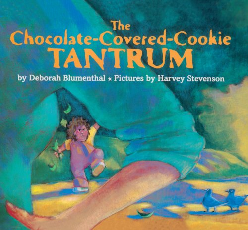 9780613146296: The Chocolate-Covered-Cookie Tantrum (Turtleback School & Library Binding Edition)